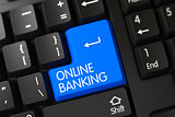 Online Banking Button.