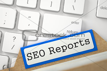 Card Index  SEO Reports.