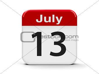 13th July