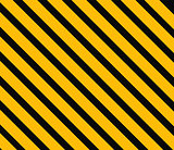 Danger background. Orange and black stripes.