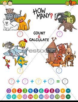 math educational activity