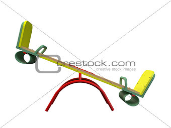 3D rendering of Swing