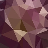 Deep Tuscan Red Purple Abstract Low Polygon Background