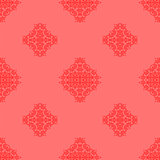 Seamless Texture on Pink. Element for Design.