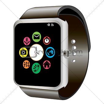 Smart watch and wifi