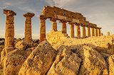 Sicily, Italy: Acropolis of Selinunte