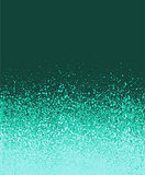 graffiti spray painted green mint blue gradient background