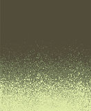 graffiti spray painted olive green gradient background