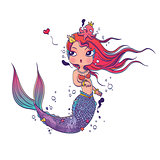 Lovely Mermaid