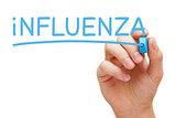 Influenza Blue Marker