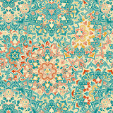 Boho Flower Pattern