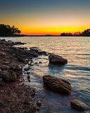Sunset Lake Lanier