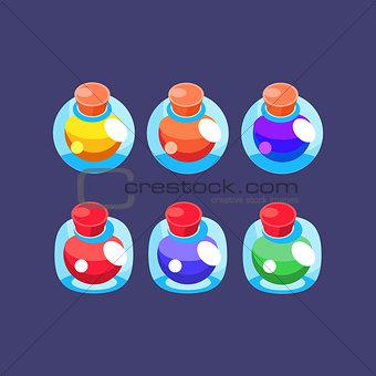 Flash Game Magic Elixir Set