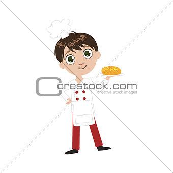 Boy Future Baker