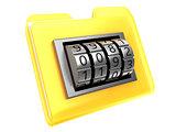 encoded folder