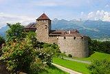 Vaduz castle.