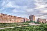 Old fortress in town Bilhorod-Dnistrovski