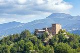 castle Italy Marche