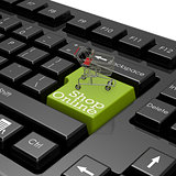Shop online computer keyboad