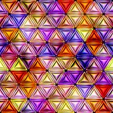 Seamless texture  abstract shiny colorful background 3D illustration