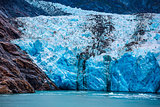 South Dawes Glacier in the Endicott Arm