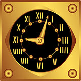 Decorative creative clock