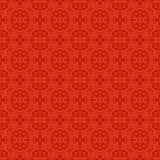 Seamless Texture on Red. Element for Design.