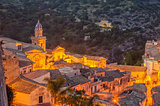 Sicily, Italy: aerial view of Ragusa Ibla
