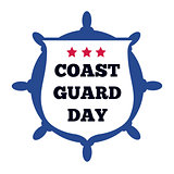 Coast Guard Day card.