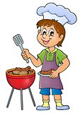 Barbeque theme image 1