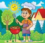 Barbeque theme image 2