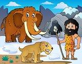 Prehistoric theme image 2