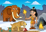 Prehistoric theme image 3