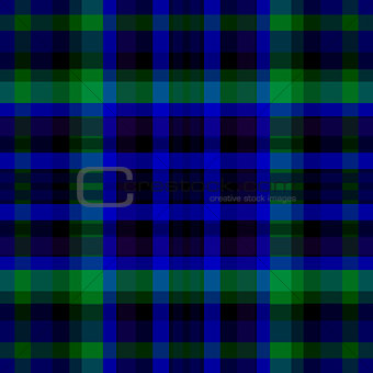 abstract tartan seamless pattern