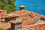 Old Tiled Roofs