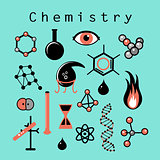 different chemical elements