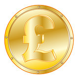 Coin pound sterling
