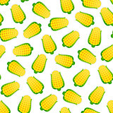 Seamless Pattern with Corns