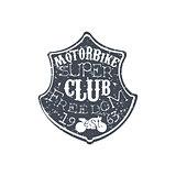 Freedom Club Vintage Emblem