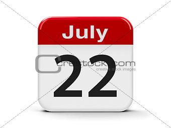 22nd July