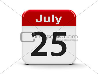 25th July