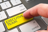 Executive Team - Laptop Keyboard Concept.