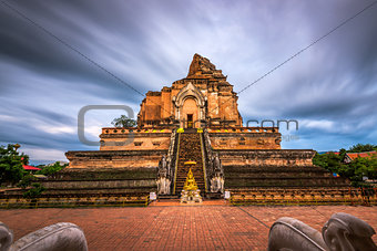 Ancient Temple in Thailand