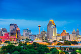 San Antonio Texas Skyline