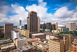 New Orleans Downtown Skyline