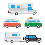 camper car set