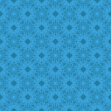 Seamless Texture on Blue. Element for Design.