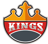 King Crown Kings Retro