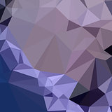 Dark Byzantium Purple Abstract Low Polygon Background