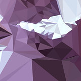 Dark Pastel Purple Abstract Low Polygon Background